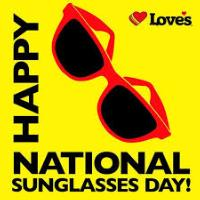 a7e6db1bd7 PBS National Sunglasses Day  Wear your best shades! - Olive B. Loss ...