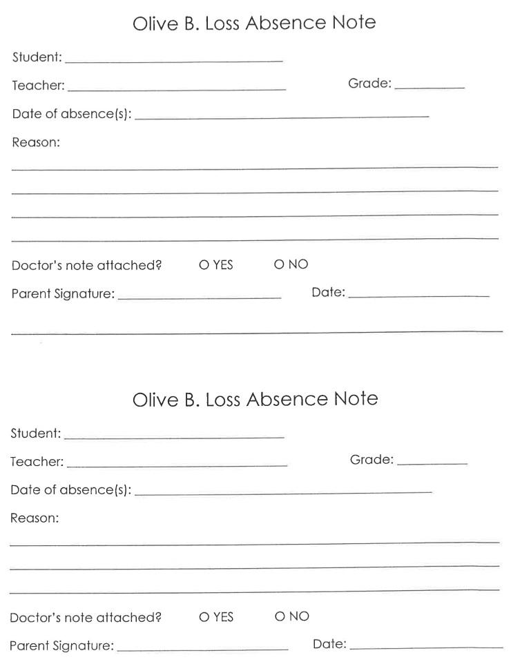 Olive B Loss Elementary School